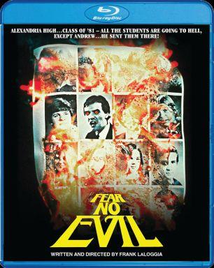 Fear No Evil Blu-ray