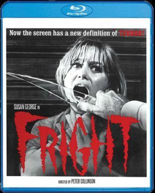 Fright Blu-Ray