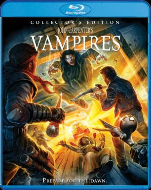 JC's Vampires Blu-ray