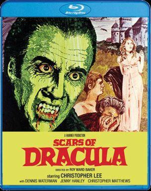 Scars of Dracula Blu-Ray