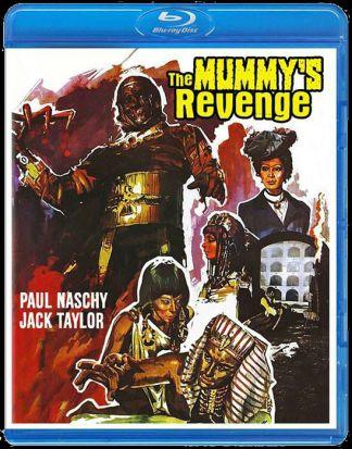 Mummy's Revenge Bluray