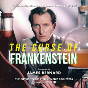 Curse of Frankenstein Soundtrack