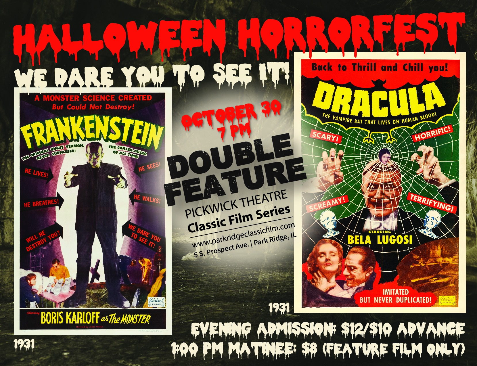 monster double feature