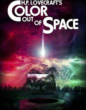 Colors out fo space poster