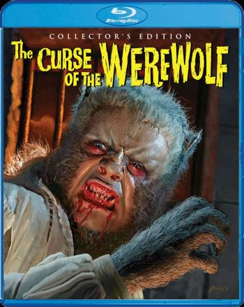 Curse of Werewolf Blu-ray