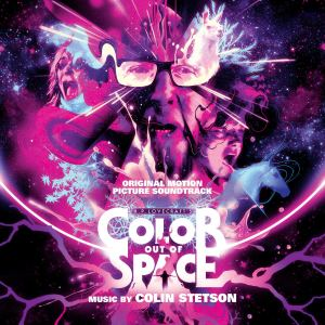 color out of space cd