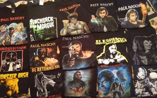 Naschy shirt collection