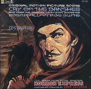Edgar Allan Poe Suite - Horror Express