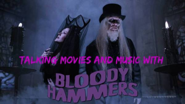 Bloody Hammers banner 1